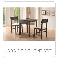 COS-DROP LEAF SET